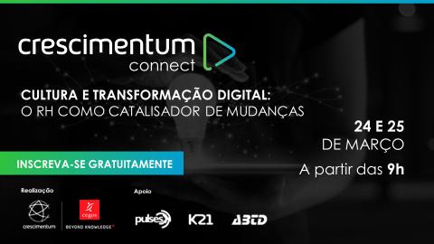 [Parceiro ABTD]Cultura de Transformação Digital: Crescimentum Connect