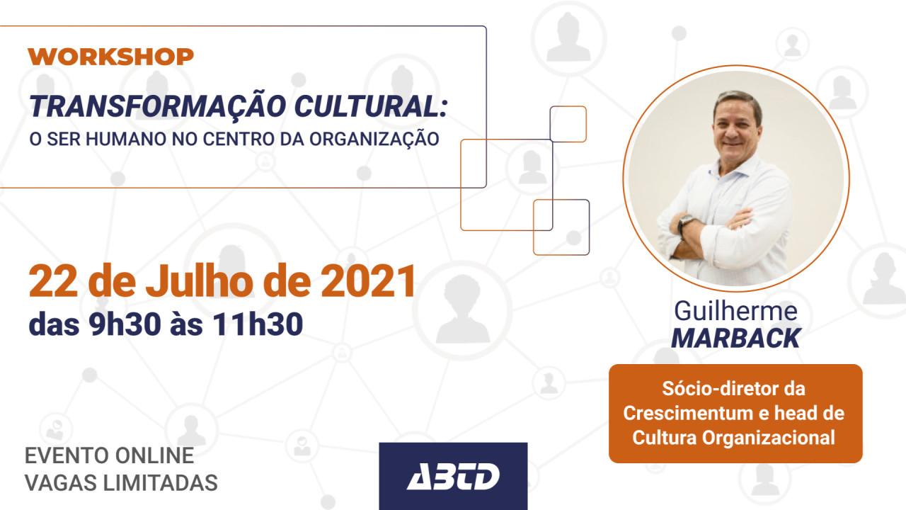 Transformação Cultural - o ser humano no centro da organização