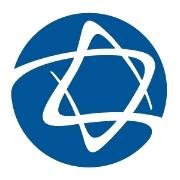 Logo Sociedade Beneficiente Israeleita Brasileira Albert Einstein