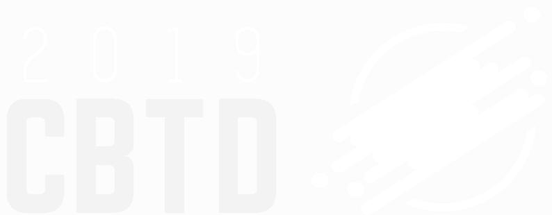 Logo CBTD