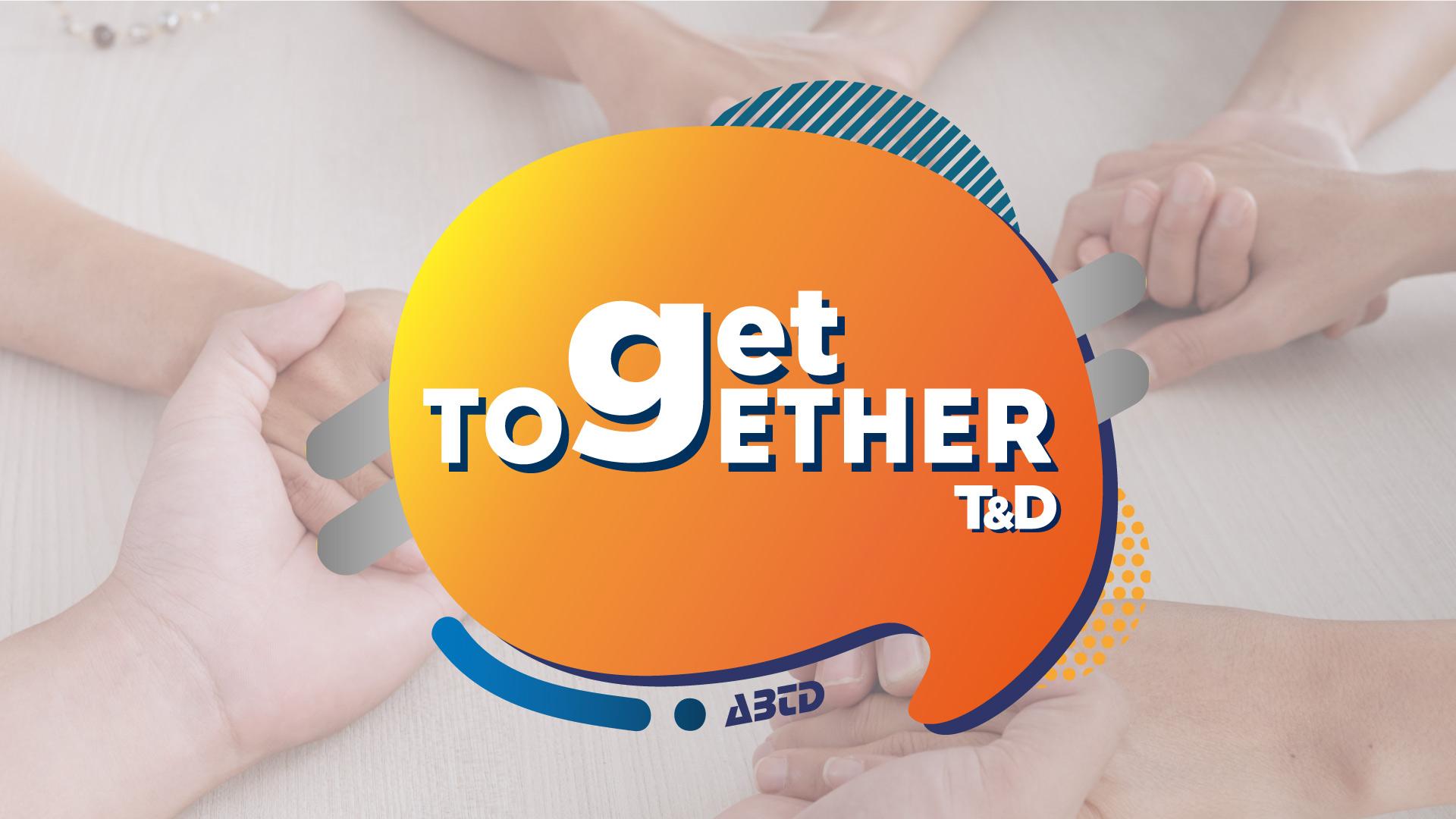 Novidade: Get Together - vamos juntos?