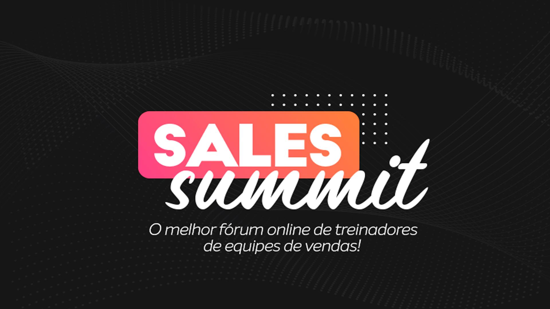 Participe do Sales Summit 2020!